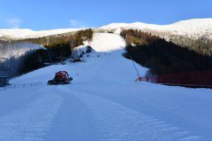 Ski Slopes Slovakia